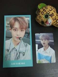 Wanna One Daehwi Membership Kit Pc