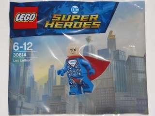Lego 30614 Lex Luthor Superman Polybag