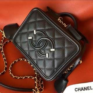 7644227a68cc0f chanel vanity case medium   Travel Accessories   Carousell Singapore