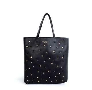 Tory burch star stud small tote 26x28x10 cm