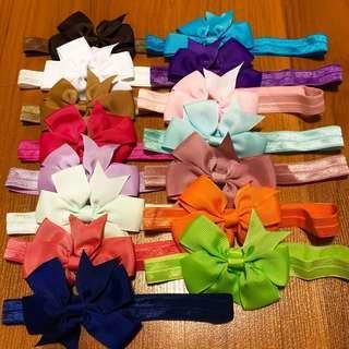 BN Baby Girl Headbands Hairbands