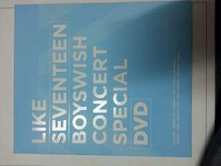 SEVENTEEN SPECIAL DVD