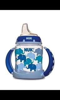 [BN] NUK Learner Cup, 6+ Months, Elephants, 1 Cup, 5 oz (150 ml)