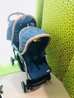twin or double pram stroller from Dubai