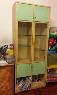 玻璃門書櫃