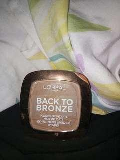 L'Oreal Back to Bronze Bronzer