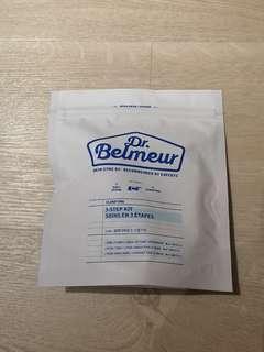 Dr Belmeur 3 Step Kit - Sealed New from Jan 2019- Travel Facial
