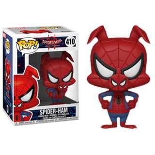 Funko Pop - Spider Man: Into The Spider-Verse - Spider-Ham