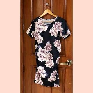 Pregnant Bodycon Dress
