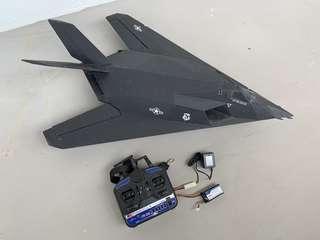 Remote Control Spy Plane