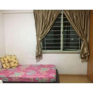Furnished Condo Room, 3 mins to Bedok Reservoir MRT!