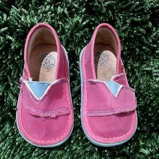 Baby Bubble By Bata Size 4