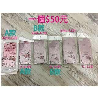 【全新出清】日系可愛卡通圖案軟殼 蘋果iphone6s手機殼5.5吋/plus保護套殼