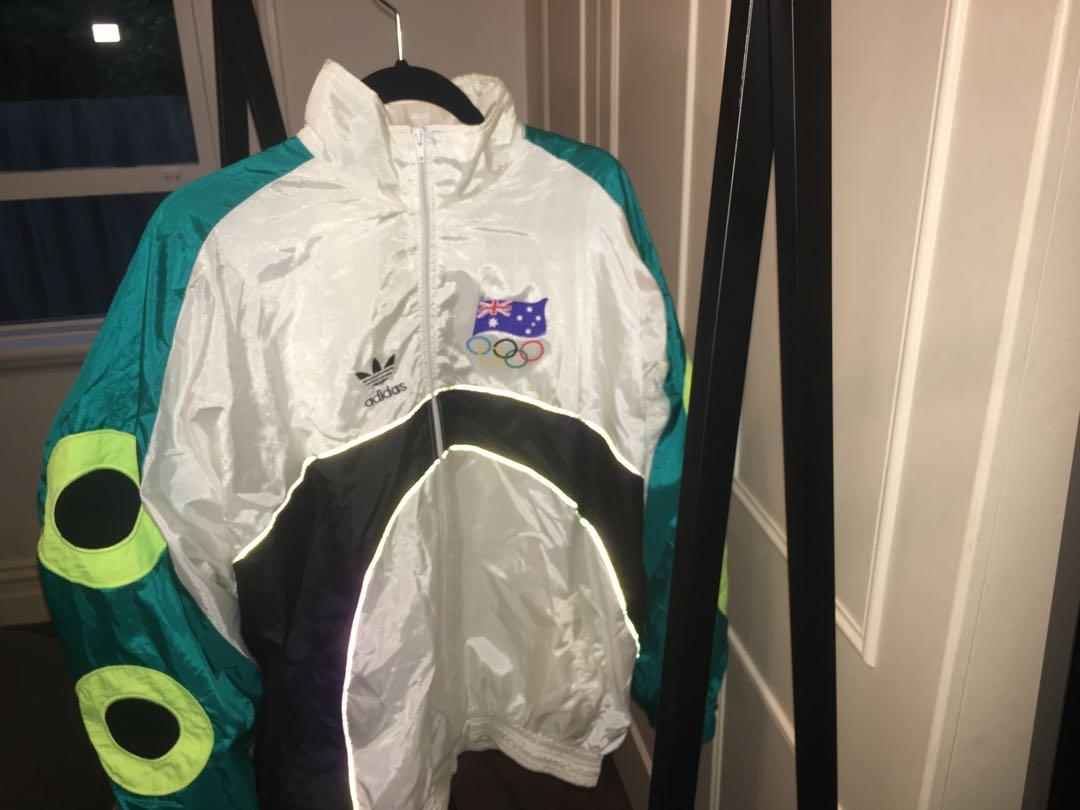 Adidas 2000 OG Australia Olympic team jacket