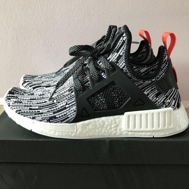 innovative design c0963 b26c4 Adidas NMD XR1 Glitch Camo, Men's Fashion, Footwear ...