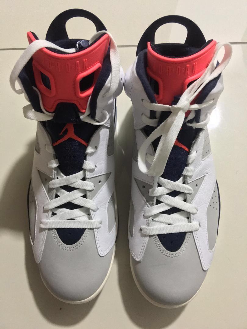 ddd1671ccf9 Air Jordan 6 Retro (Tinker), Men's Fashion, Footwear, Sneakers on ...
