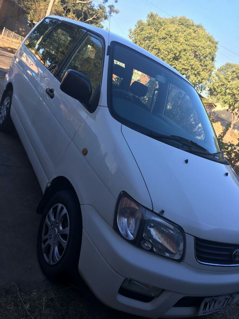 Am selling due to want to upgrade to normal van. Selling for 4000 or swape for big van. My car its 20001 van