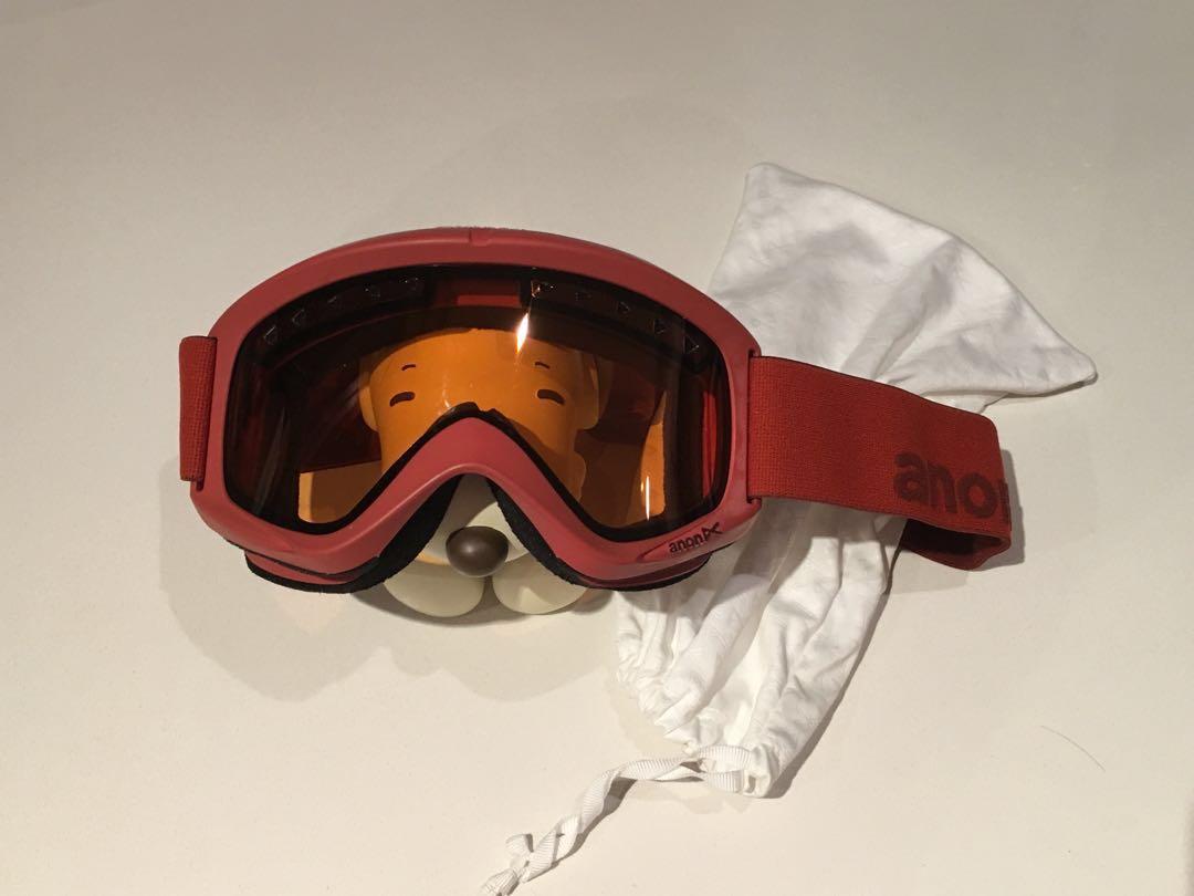 626435592c4 Anon Women s Ski Goggles (Asian Fit)