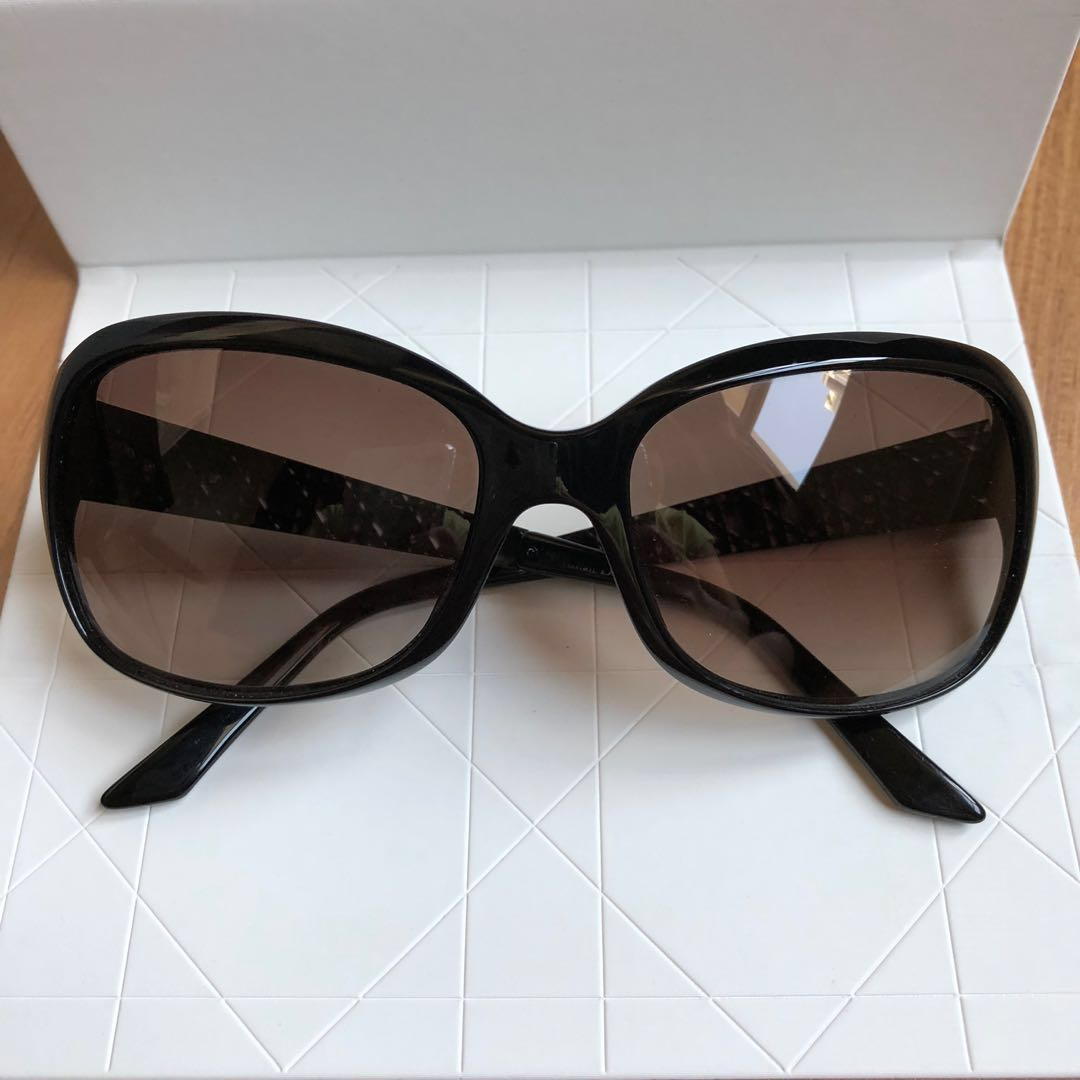 0f62c35e968  AUTHENTIC  Preloved Christian Dior Coquette 2 Sunglasses