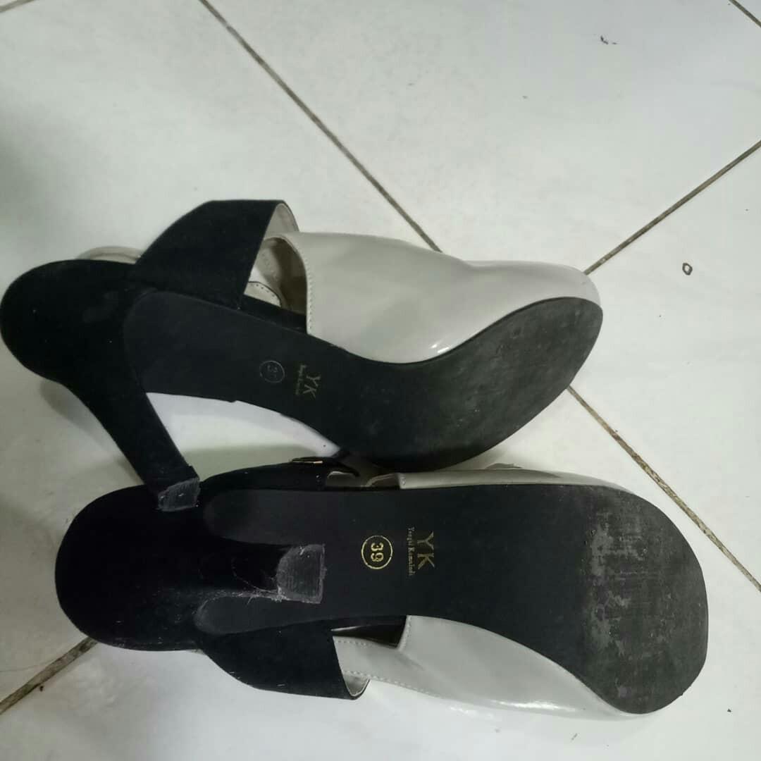 #bersihbersih high heels yongki