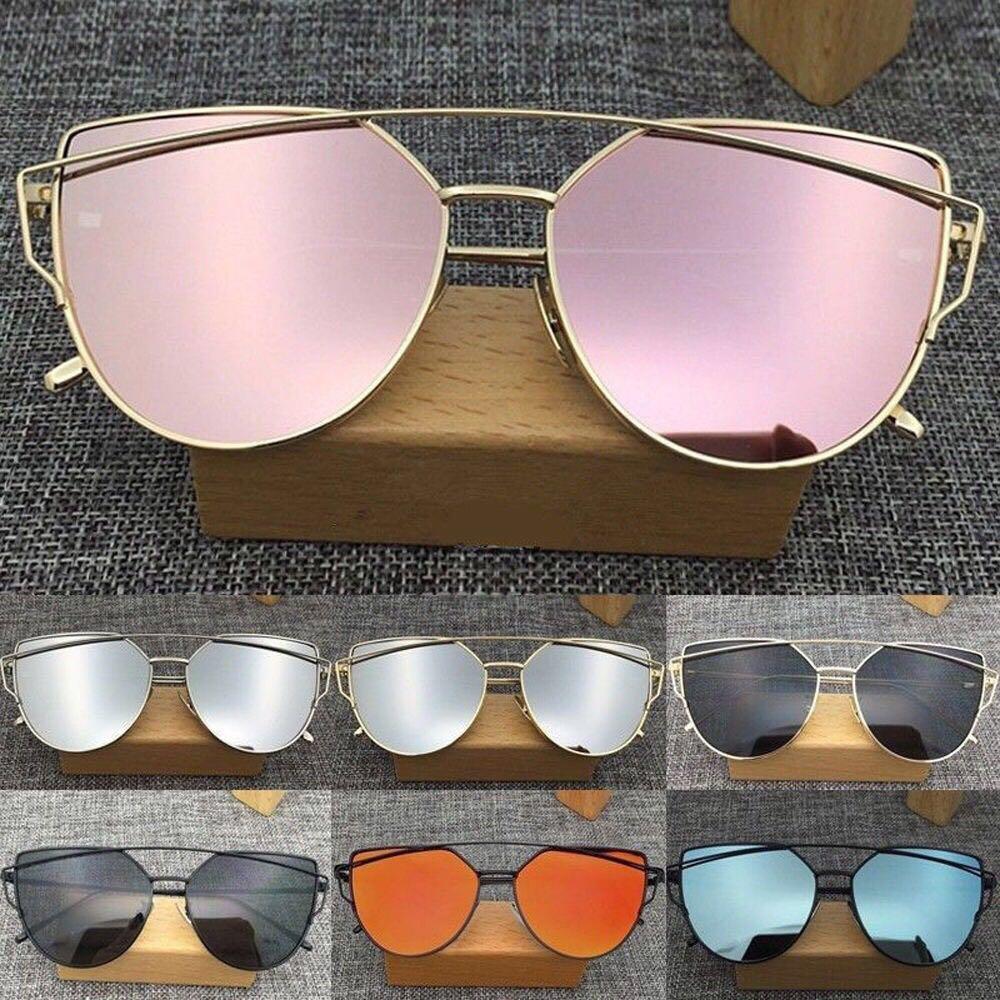 053548a1b Cat eye sunglasses rose gold, Women's Fashion, Accessories, Eyewear ...