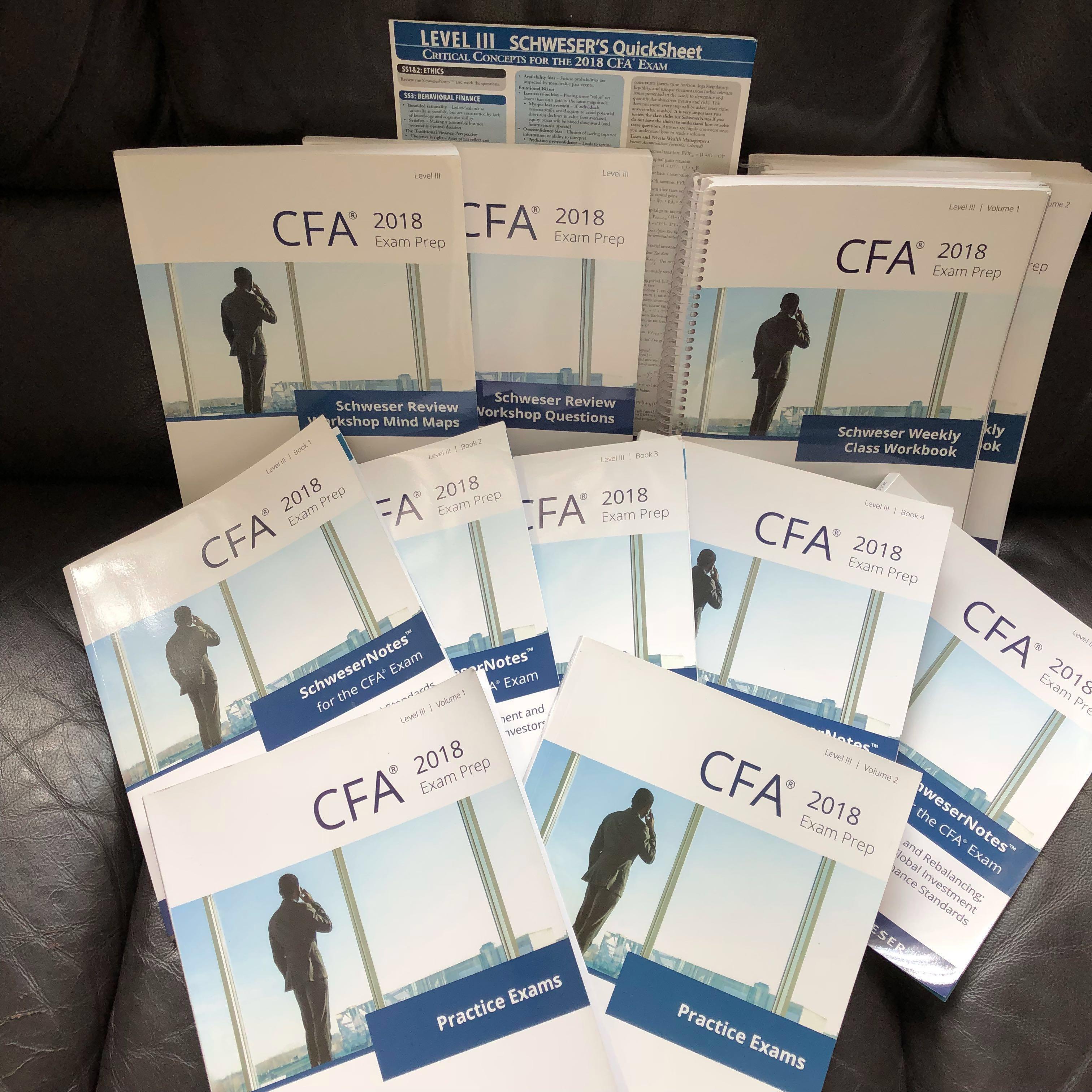 Felsebiyat Dergisi – Popular Kaplan Cfa Notes Level 3