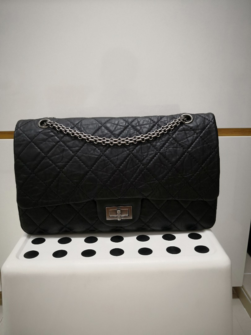 f8fbd93f76fe55 Chanel 2.55 Reissue, Luxury, Bags & Wallets, Handbags on Carousell