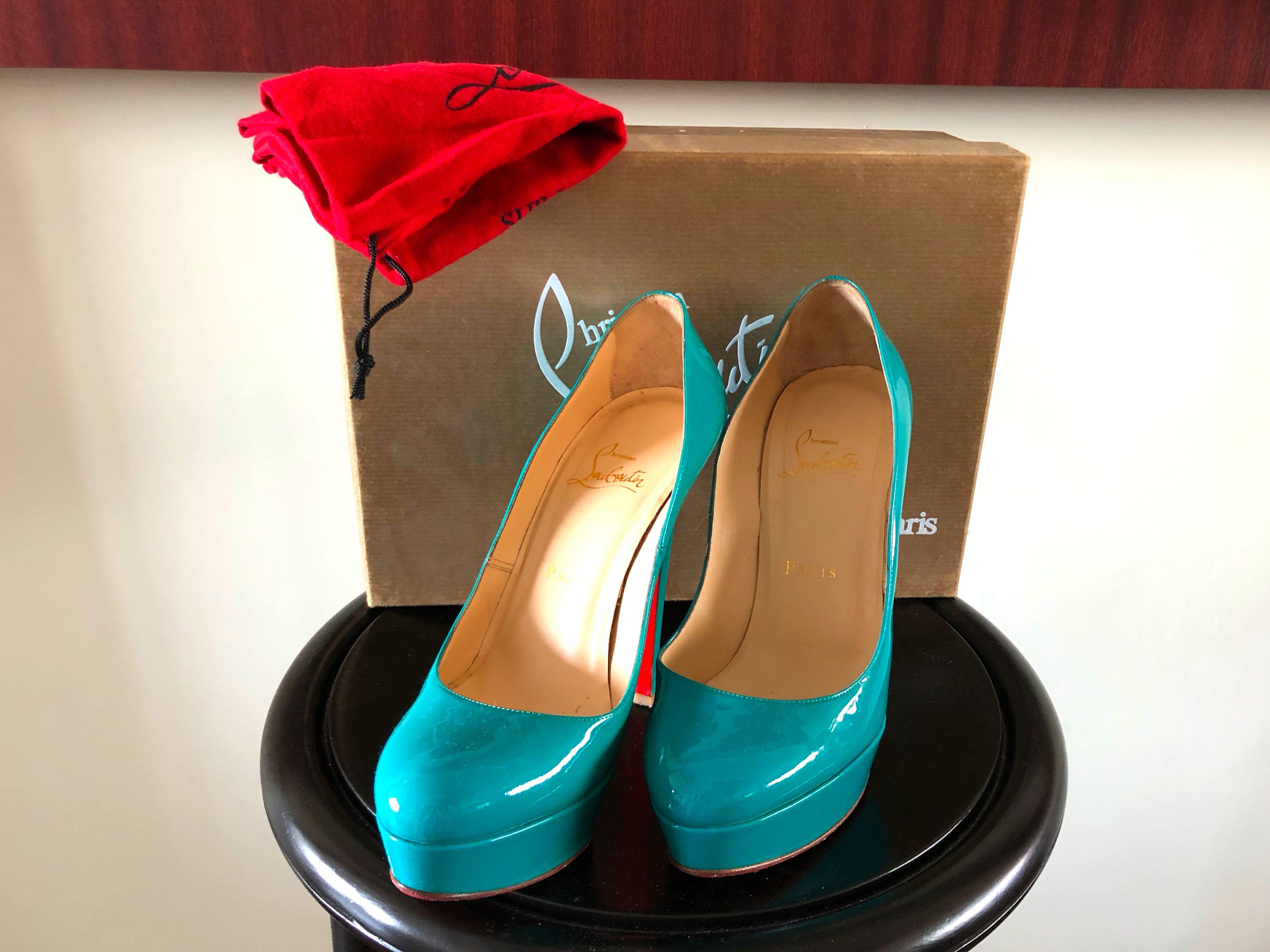 9e3b8db5eec 🎡Christian Louboutin CL Ladies Shoes Heels