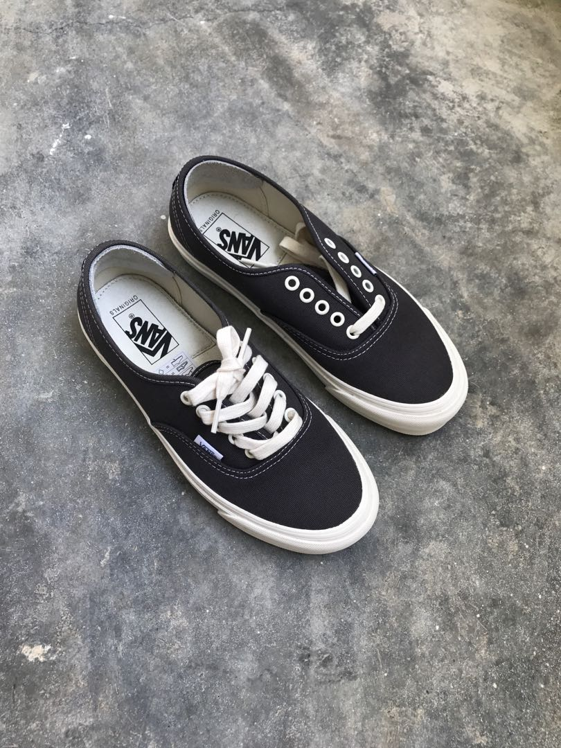2146fef7d9c2 CNY VANS Authentic LX Asphalt