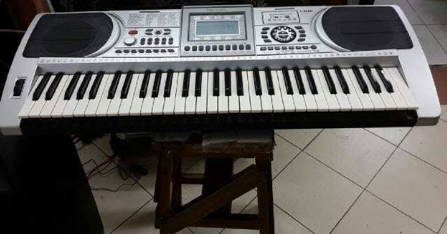 Di Jual Keyboard Techno T9800i Musik Media Alat Di Carousell