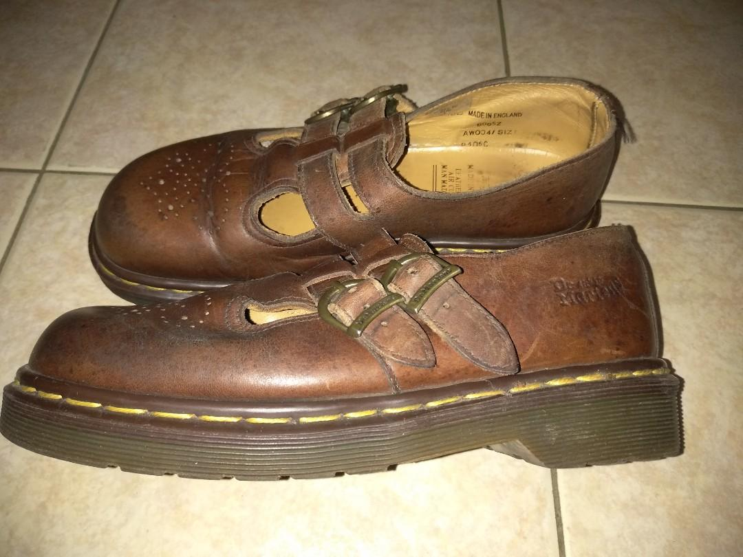 Dr Martens Mary Jane made in England