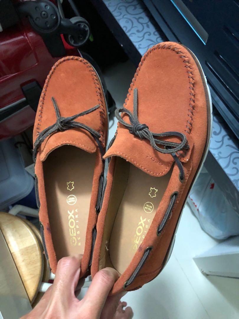715f98150152c Geox Boat Shoe, Men's Fashion, Footwear, Sneakers on Carousell