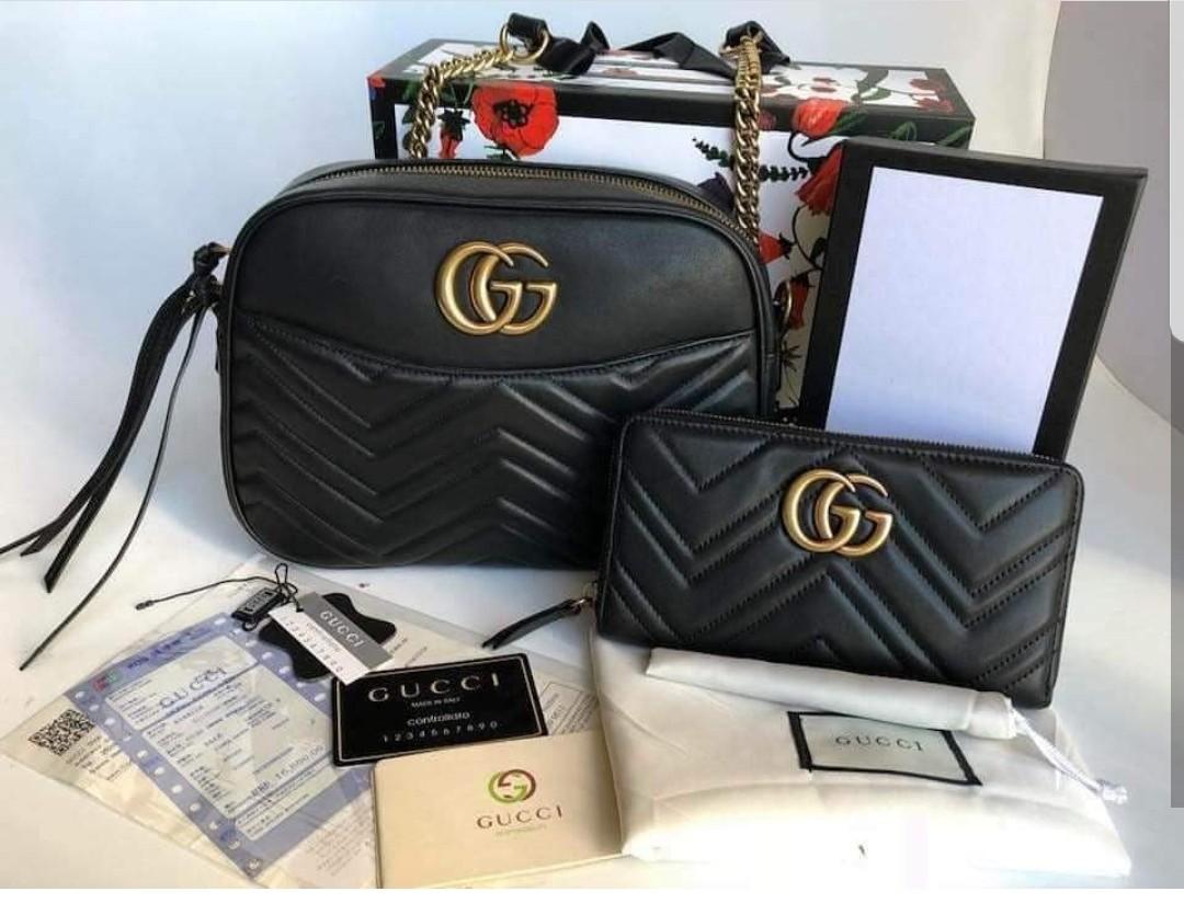 7f38ec86d Gucci Marmont - Medium on Carousell