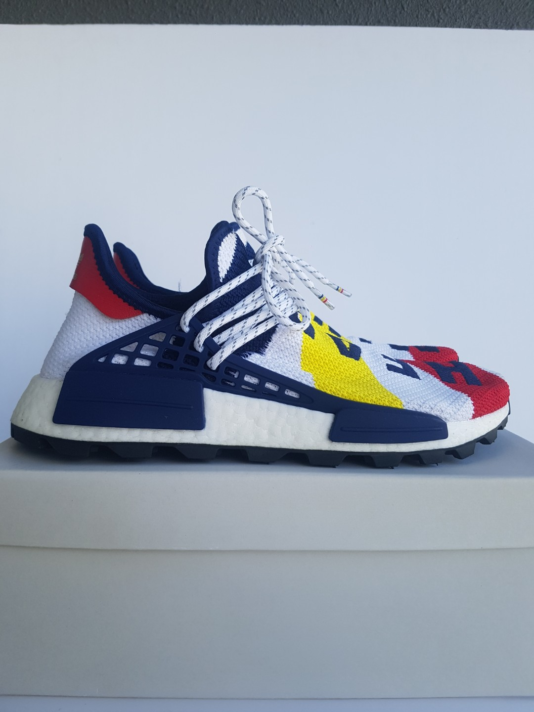 wholesale dealer 9620a f6887 Human Race NMD BBC