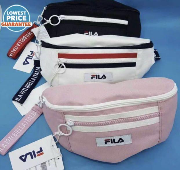 162f67aef71 INSTOCK Fila Waist Pouch Bag