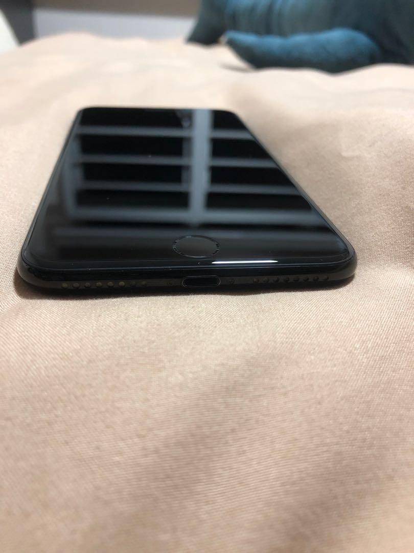 Iphone 7 + / 7plus 128gb Black