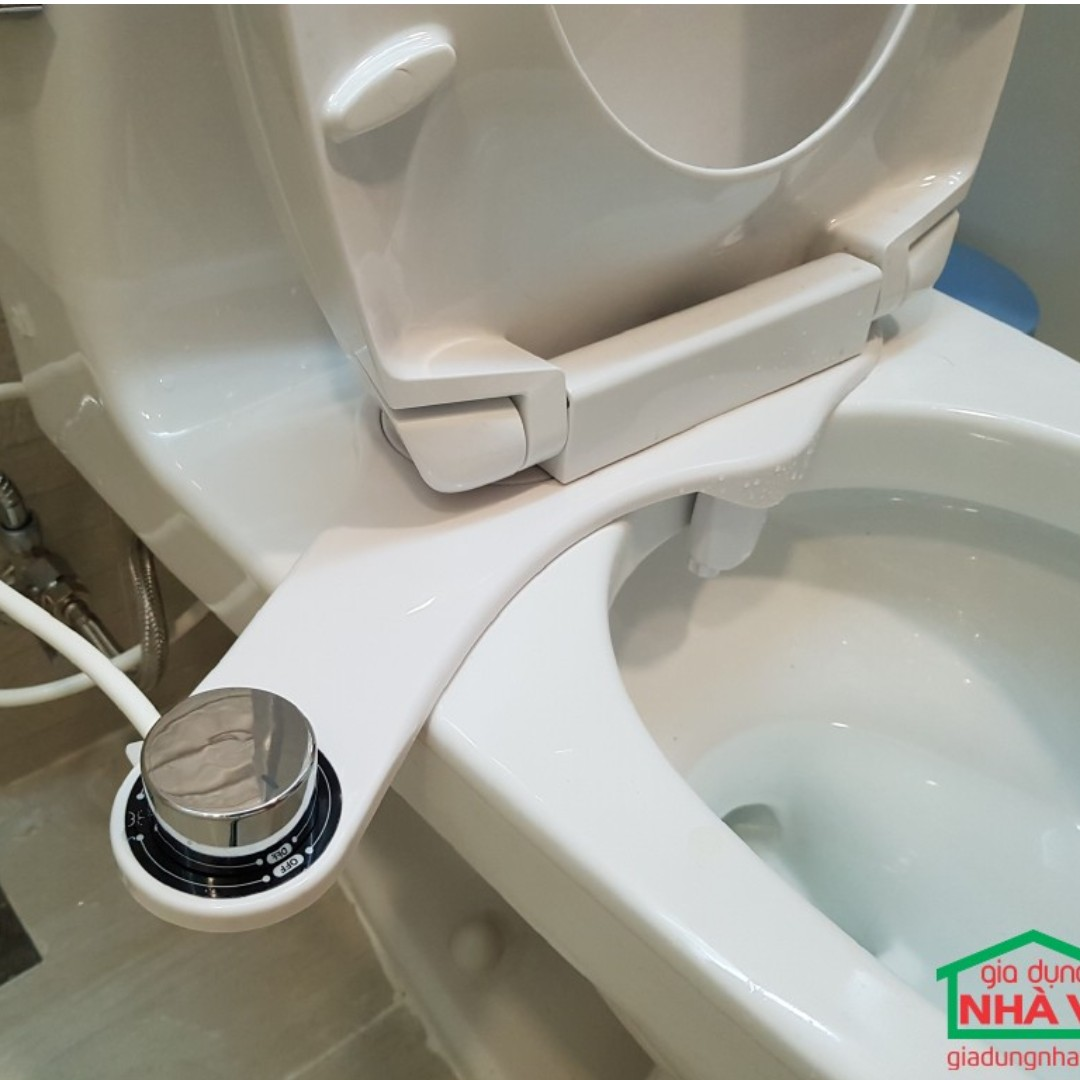 Japan Dual Spray Non Electric Bidet Toilet Seat Cleaner Washer