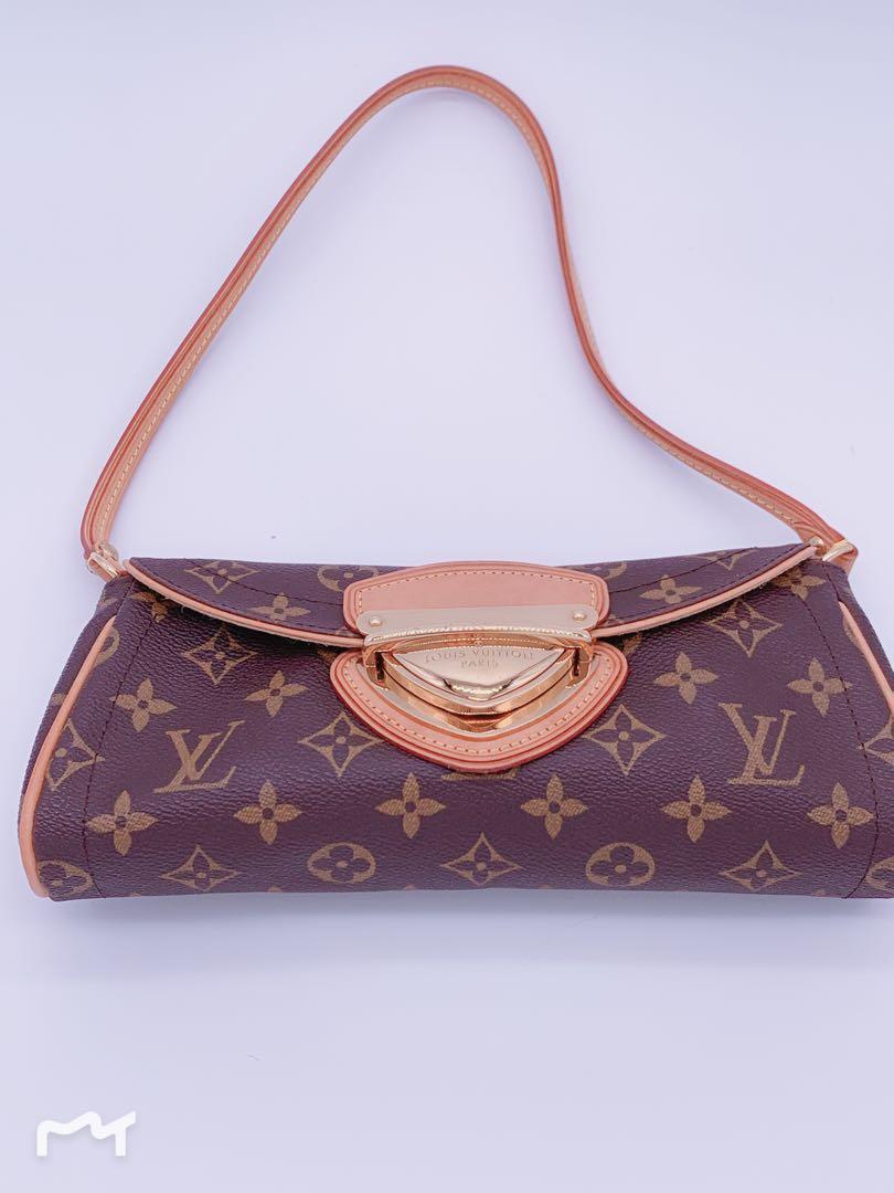 1294ca4f73cb Louis Vuitton LV Beverly handbag Clutch In monogram canvas