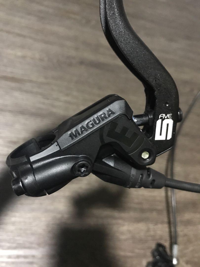 Magura Mt5 Caliper Lever Bicycles Pmds Parts Accessories