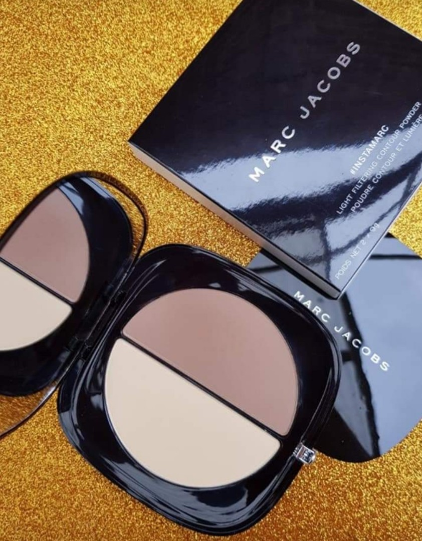 Marc Jacobs #instamarc contour and highlight palette