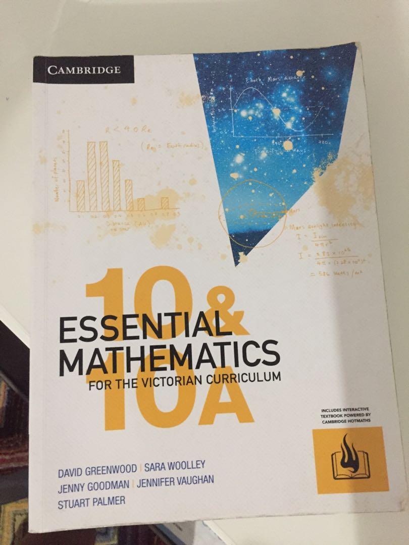 Maths year 10