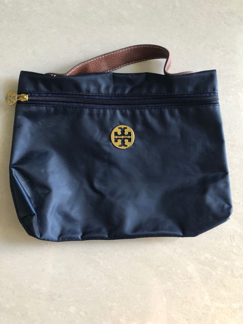 d8fc33f2169a3 Tory Burch Inspired Navy Blue Hand Bag
