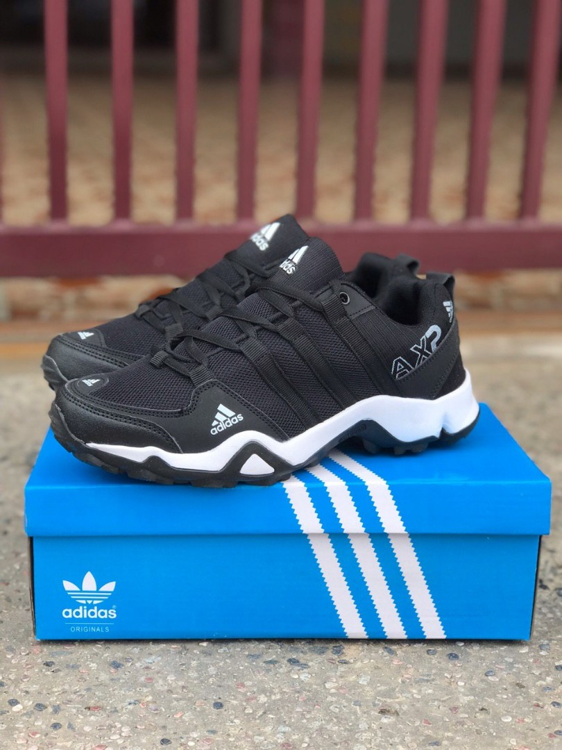 check out d9c45 1edd9 NEW❤ AXP BLACK WHITE SIZE 41-45, Mens Fashion, Footwear, Sneakers on  Carousell