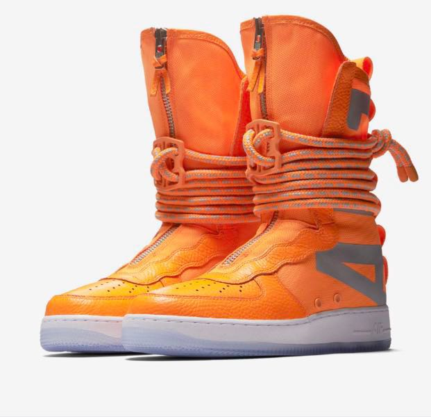 Nike Air Force special field high total