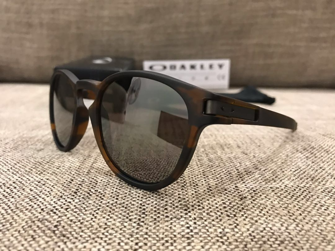 d420e21e8b Oakley™ LATCH (Matte Brown Tortoise Prizm Black Iridium)