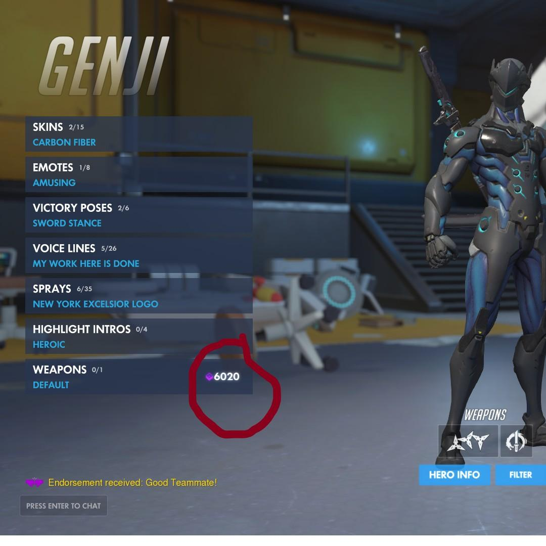 PC OVERWATCH MASTER Account, Toys & Games, Video Gaming