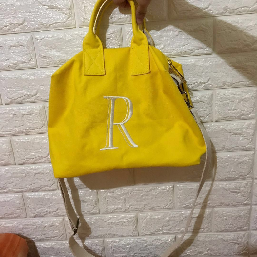 Personalized Sling Duffle Bag, Women s Fashion, Bags   Wallets on Carousell 87822a0931