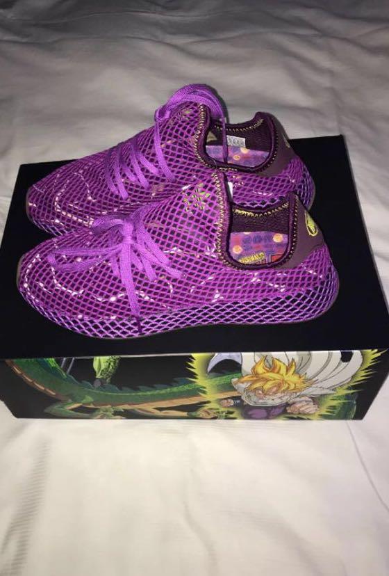 721d5626cefb8a Pm size) Adidas x Dragonball Z Deerupt Runner  Son Gohan  D97052 ...