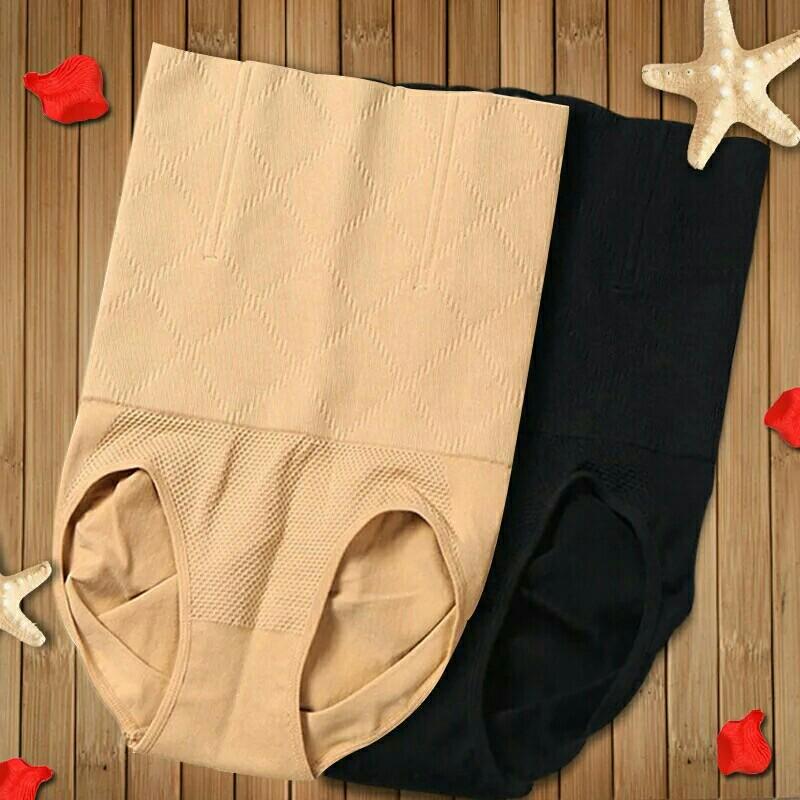 0466c5cd134b2 Pre-Order  High Waist Women Shaper Panties Seamless Tummy Belly ...