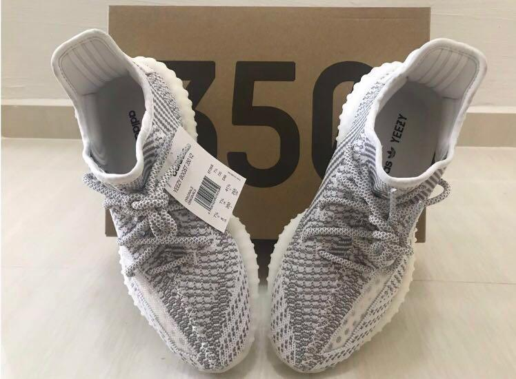 PRICE DOWN! Yeezy Boost V2 Static, Men's Fashion, Footwear